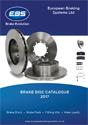 Brake Disc Catalogue 2017 (EBS, 2017)
