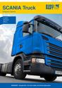 Детали кузова и световые приборы для грузовиков Scania (2018)