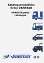 Vanstar parts catalogue (VANSTAR, 2016)