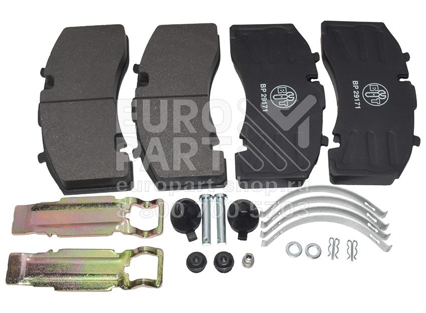 BAT-Parts / BP29171 - колодки тормозные дисковые