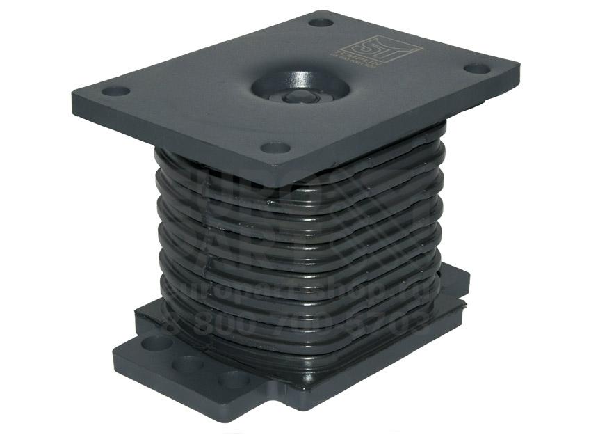 Templin / 04.190.4001.020 - подушка рессоры резино-металлическая