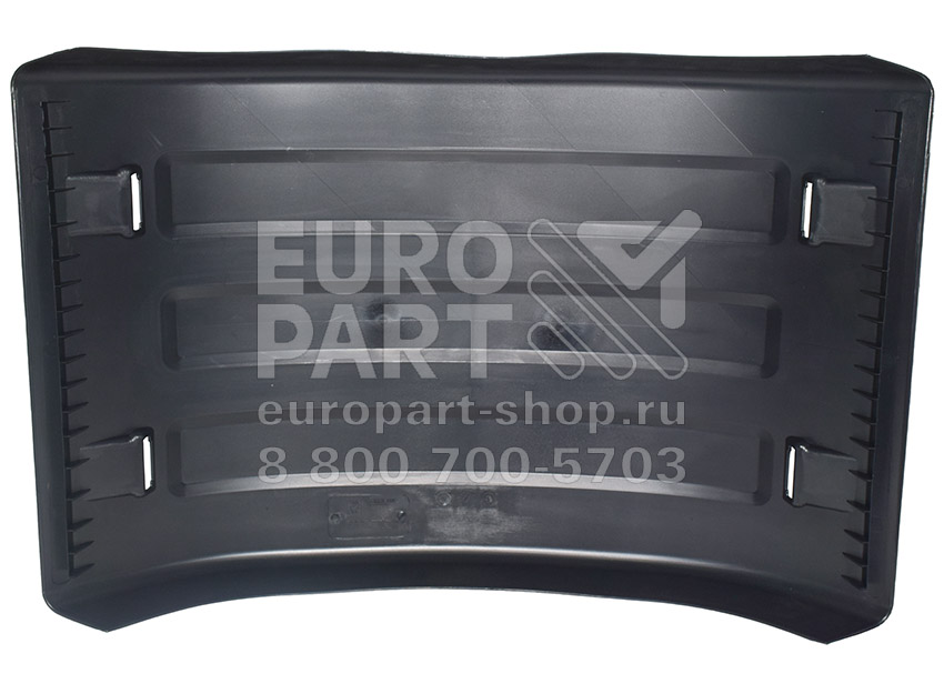 QTC / V2H400 - Rear wing for Volvo, Renault VI (upper part)