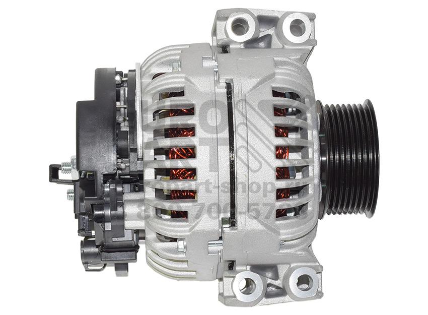 Templin / 01.170.8503.220 - генератор Scania 28 В 100 А