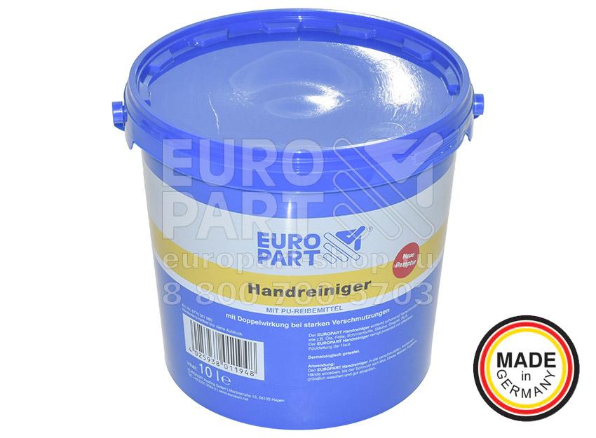 EUROPART / 9770561080 - паста-очиститель для рук 10 литров
