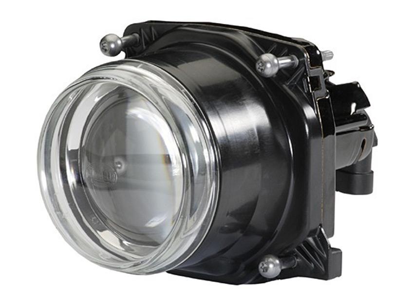 Hella / 1BL 009 999-041 - Фара головного света 90 мм, 24 В с корректором