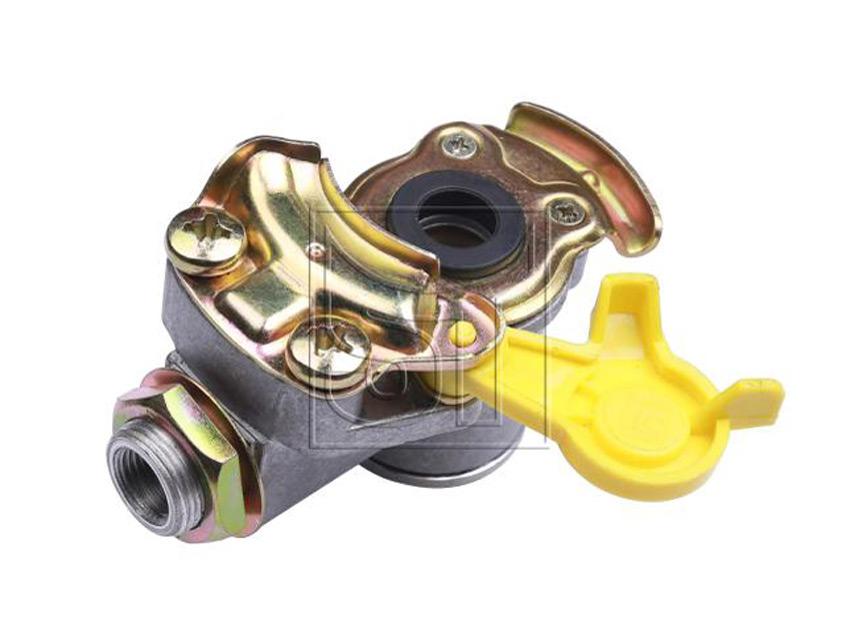 Templin / 020507116110 - головка соединительная жёлтая