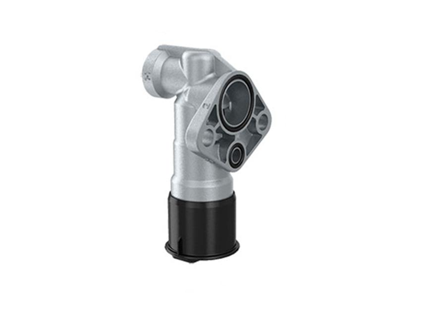 Wabco / 9630010127 - клапан растормаживания прицепа