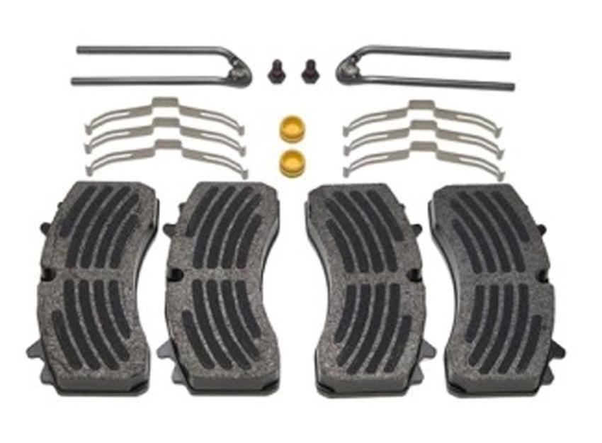 Wabco / 12999737VT - колодки тормозные дисковые