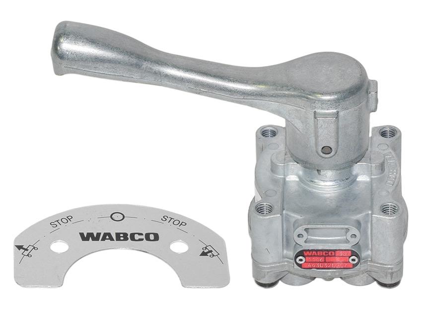 Wabco / 4630320207 - кран управления погрузочной высотой