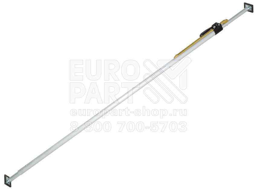 EUROPART / 9690000090 - Clamping bar with toothed rack