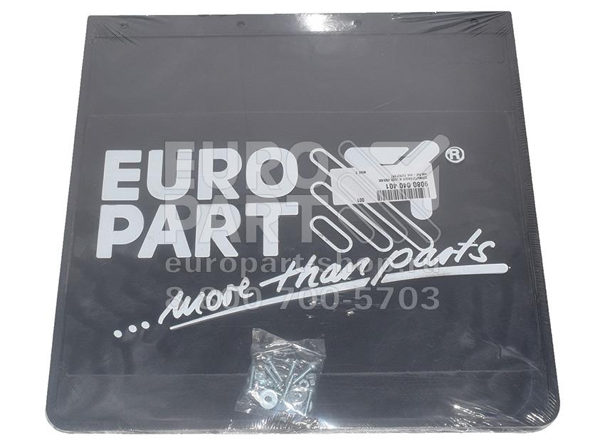 EUROPART / 9080040401 – Брызговик 400×400 с эмблемой EUROPART