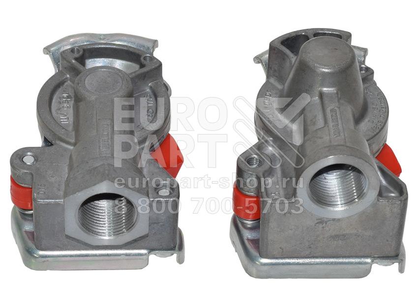 Wabco / 4006043270 - Red coupling heads kit M22x1.5 (4522000110+4522002110)