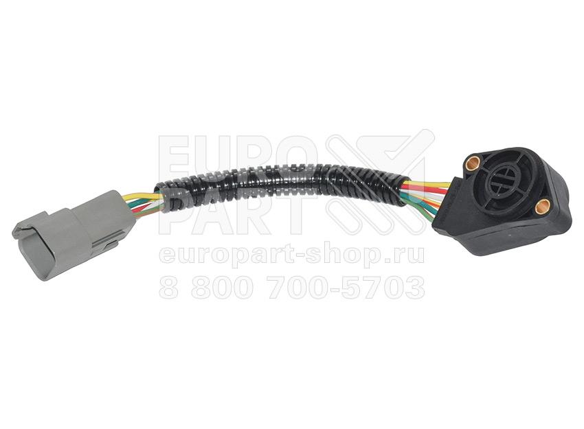 EBS / 30.30.2026 - потенциометр педали газа Volvo FH12/16