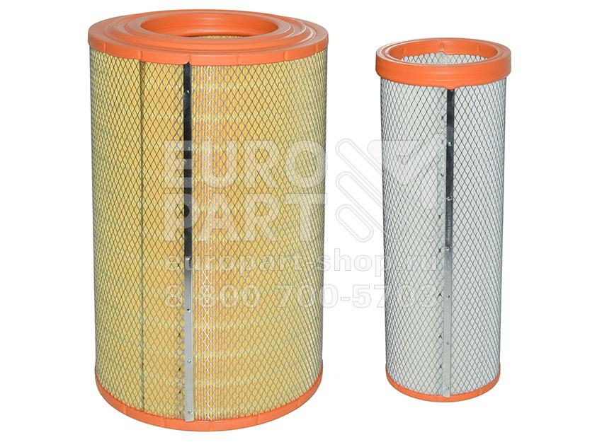 Filter AG / RA6320 - комплект фильтров воздушных для КАМАЗ